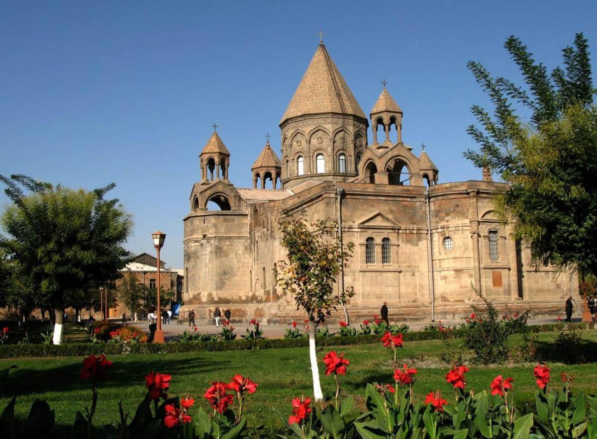 Эчмиадзин-Армения